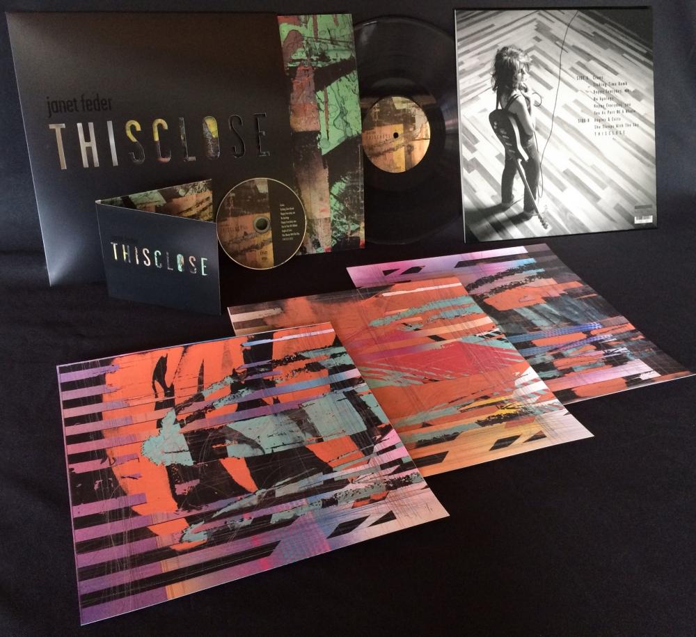 Janet Feder - THISCLOSE - T H I S C L O S E merch