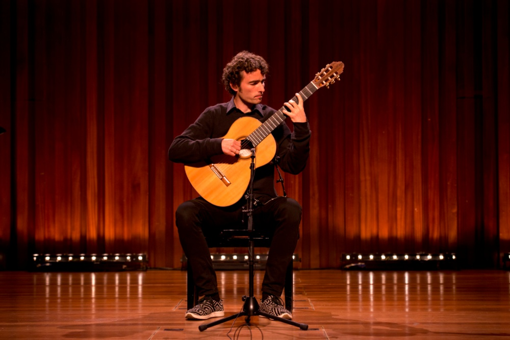 GUITAR STAR - Classical Heat Performance, Milton Court, Barbican Centre