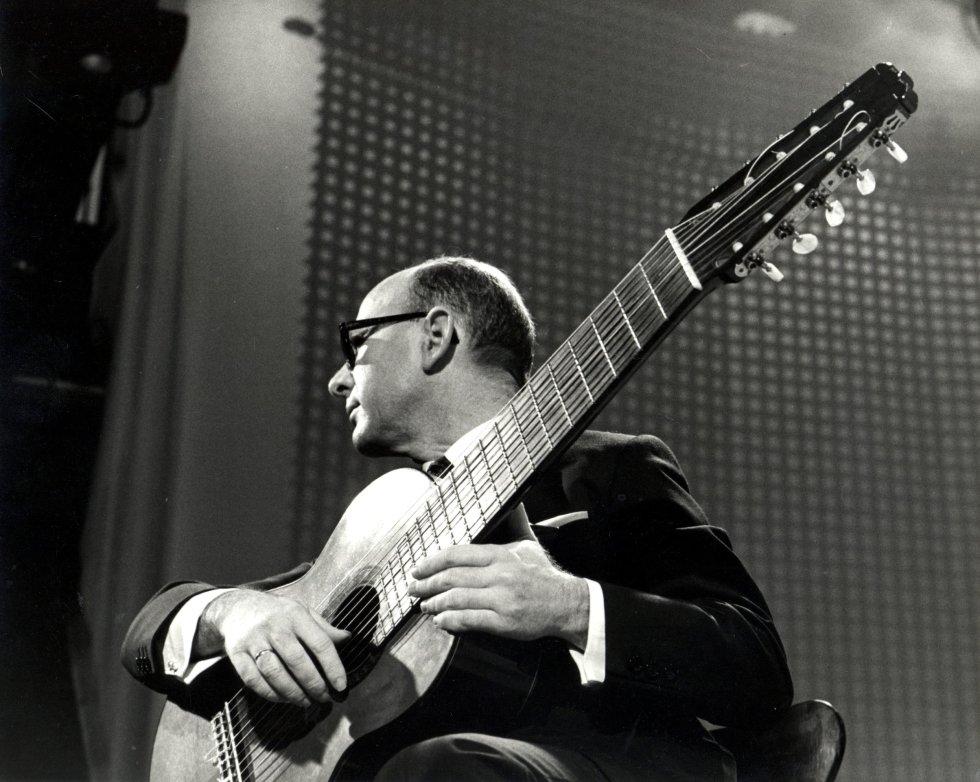Guitarrista español