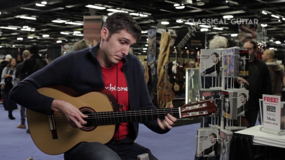 Giacomo-Fiore-Classical-Guitar-Session-NAMM-2016
