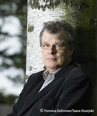 Säveltäjä Kai Nieminen 1.9.2009.
