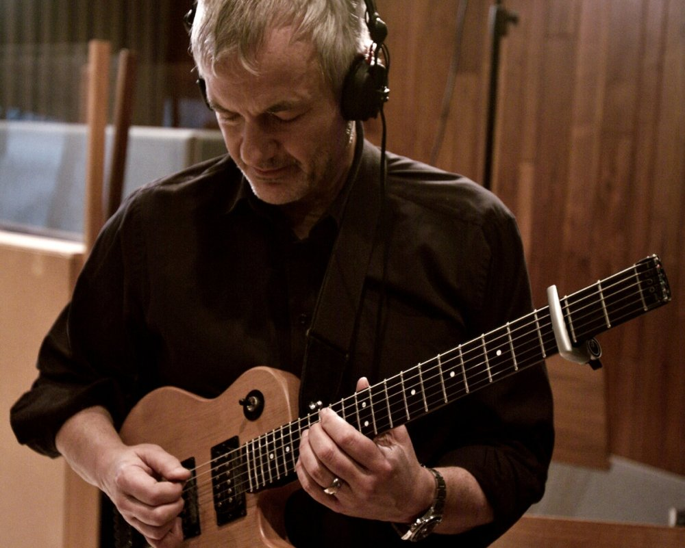Interview with Stephan Thelen (April 2019) on #neuguitars