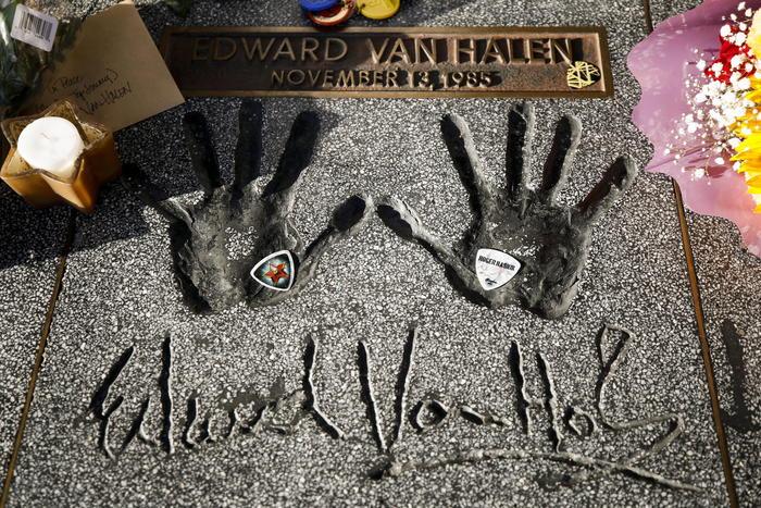 Eddie Van Halen dies, age of 65